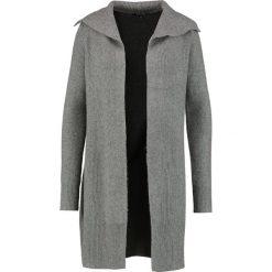 Kardigany damskie: comma Kardigan dark grey melange