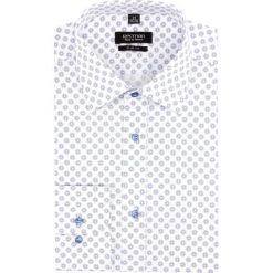 Koszula versone 2727 długi rękaw slim fit biały. Białe koszule męskie na spinki Recman, m, z długim rękawem. Za 149,00 zł.