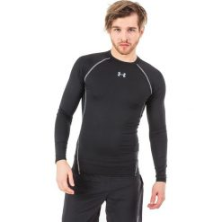 Koszulki sportowe męskie: Under Armour Koszulka męska HeatGear Compression Longsleeve czarna r. M (1257471-001)