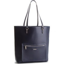 Torebka LASOCKI - VS4329 Granatowy. Czarne torebki klasyczne damskie marki Lasocki, ze skóry. Za 299,99 zł.