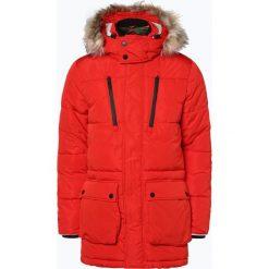 Superdry - Męska kurtka pikowana, pomarańczowy. Brązowe kurtki męskie bomber Superdry, m, moro, eleganckie. Za 899,95 zł.