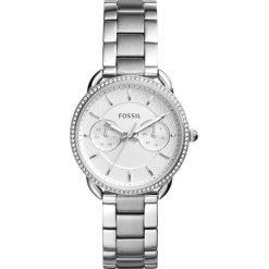 Zegarek FOSSIL - Tailor ES4262 Silver/Silver. Różowe zegarki damskie marki Fossil, szklane. Za 669,00 zł.