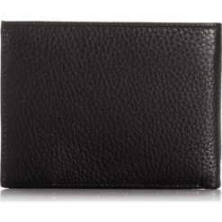PORTFEL MĘSKI PIERRE CARDIN MONTANA. Czarne portfele męskie Pierre Cardin, ze skóry. Za 109,90 zł.