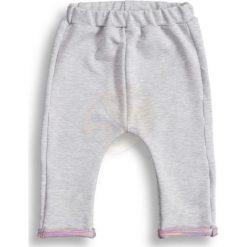 Spodnie niemowlęce Pink szaro-różowe r. 68 (DU-025). Czerwone spodnie niemowlęce marki DressUp. Za 28,88 zł.