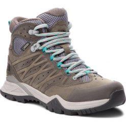 Trekkingi THE NORTH FACE - Hedgehog Hike II Mid Gtx GORE-TEX T939IA4FZ Q-Silver Grey/Porcelain Green. Zielone buty trekkingowe damskie The North Face. W wyprzedaży za 449,00 zł.