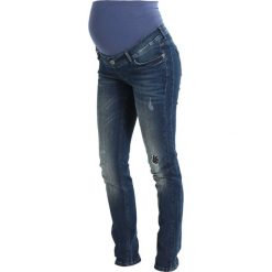 Boyfriendy damskie: Noppies MILA Jeansy Straight Leg blue denim