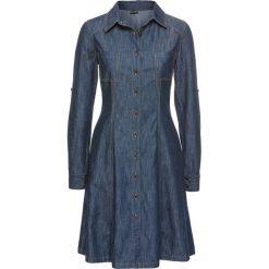 Sukienki: Sukienka dżinsowa bonprix indygo