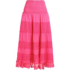 Długie spódnice: Isla Ibiza Bonita SKIRT Długa spódnica pink