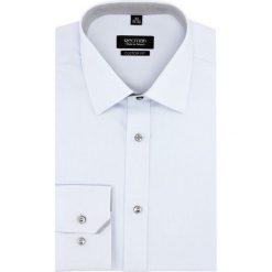 Koszula bexley 2662 długi rękaw custom fit niebieski. Niebieskie koszule męskie Recman, m, z długim rękawem. Za 139,00 zł.