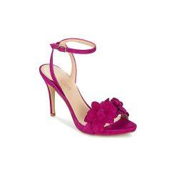 Sandały Fericelli  GLAM. Fioletowe sandały trekkingowe damskie marki NEWFEEL, z poliesteru. Za 398,30 zł.