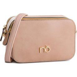 Torebka NOBO - NBAG-E1750-C015  Beżowy Z Różowym I Perłowym. Czerwone listonoszki damskie Nobo, ze skóry ekologicznej. W wyprzedaży za 109,00 zł.