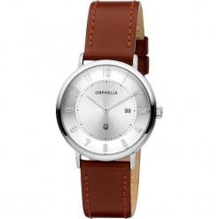 Zegarek kwarcowy w kolorze brązowo-srebrnym. Brązowe, analogowe zegarki damskie Esprit Watches, srebrne. W wyprzedaży za 204,95 zł.