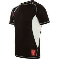 BUSHIDO Koszulka techniczna Air Flow czarna r. XL. Czarne t-shirty męskie BUSHIDO, m. Za 69,26 zł.