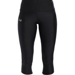 Spodnie dresowe damskie: Under Armour FLY FAST CAPRI Rybaczki sportowe black