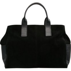 Pieces PCTAHIRA SHOPPER Torba na zakupy black. Czarne shopper bag damskie Pieces. Za 499,00 zł.