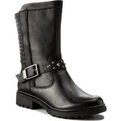 Buty zimowe damskie: Botki TAMARIS - 1-25420-29 Black 001