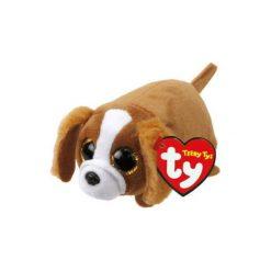 Przytulanki i maskotki: Maskotka TY INC Teeny Tys - Suzie brązowo-biały pies