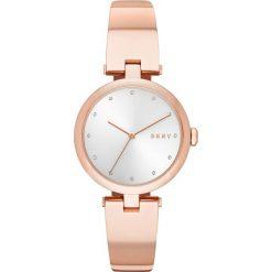 Zegarek DKNY - Eastside NY2711 Rose Gold/Rose Gold. Czerwone zegarki damskie DKNY. Za 899,00 zł.