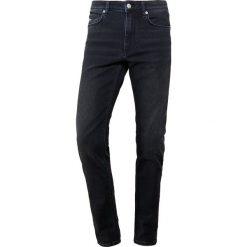 J.LINDEBERG DAMIEN Jeans Skinny Fit dark blue. Niebieskie rurki męskie J.LINDEBERG, z bawełny. Za 569,00 zł.