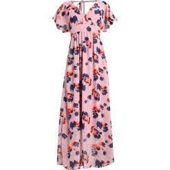 Długie sukienki: Soaked in Luxury SILENE DRESS Długa sukienka watercolour flower
