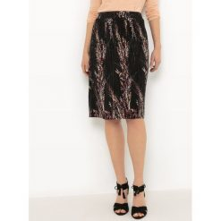 Minispódniczki: Wzorzysta plisowana spódnica