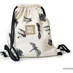 Plecak-worek w czarne JASKÓŁKI. Czarne plecaki męskie Pakamera. Za 139,00 zł.
