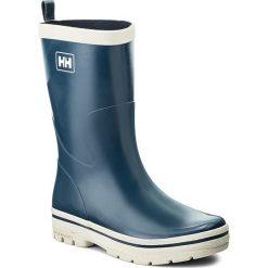 Kalosze HELLY HANSEN - Midsund 2 112-81.598 Tech Navy/Off White (Shiny). Niebieskie buty zimowe damskie marki Helly Hansen. W wyprzedaży za 189,00 zł.