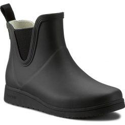 Kalosze TRETORN - Charlie 473241 Black. Czarne buty zimowe damskie Tretorn, z kauczuku. W wyprzedaży za 249,00 zł.
