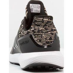 Adidas Performance RAPIDARUN Obuwie do biegania treningowe core black/footwear white. Brązowe buty do biegania damskie marki adidas Performance, z gumy. Za 279,00 zł.