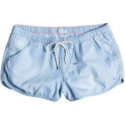 Roxy Spodenki Summer Feel J Light Blue S. Białe spodenki sportowe męskie marki Roxy, l, z nadrukiem, z materiału. W wyprzedaży za 149,00 zł.