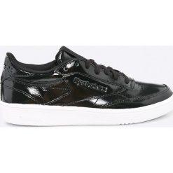 Reebok Classic - Buty Club C 85 Patent. Szare buty sportowe damskie reebok classic marki Reebok Classic, z materiału. W wyprzedaży za 179,90 zł.