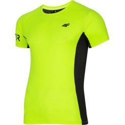 Odzież termoaktywna męska: Koszulka treningowa męska TSMF261 - soczysta zieleń neon