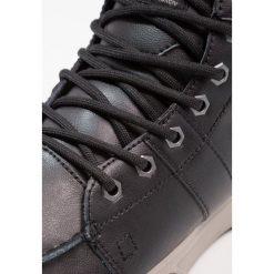 Botki męskie: DC Shoes WOODLAND Śniegowce black/tan