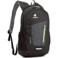 Plecak DEUTER - 3810215-7712-0 Dresscode-Black 7712. Czarne plecaki męskie Deuter, sportowe. W wyprzedaży za 149,00 zł.