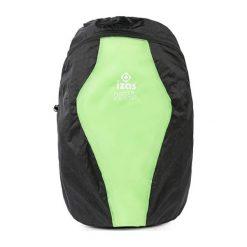 Plecaki męskie: Plecak w kolorze czarno-jasnozielonym – 16 l