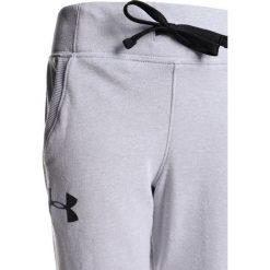Under Armour THREADBORNE TERRY ANKLE CROP Spodnie treningowe overcast gray light. Niebieskie spodnie chłopięce marki Retour Jeans, z bawełny. Za 189,00 zł.