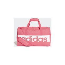 Torby sportowe adidas  Torba Linear Performance Team Bag Small. Czerwone torby podróżne Adidas. Za 99,95 zł.