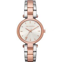 Zegarek KARL LAGERFELD - Aurelie KL5008  2-Tone/Rose Gold. Szare zegarki męskie KARL LAGERFELD. W wyprzedaży za 579,00 zł.