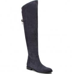 Muszkieterki PATRIZIA PEPE - 2V8110/A484-C729 Steel Azure. Czarne buty zimowe damskie marki Patrizia Pepe, ze skóry. W wyprzedaży za 1569,00 zł.