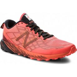 Buty NEW BALANCE - MTUNKNF Pomarańczowy. Brązowe buty do biegania męskie New Balance, z materiału. W wyprzedaży za 349,00 zł.