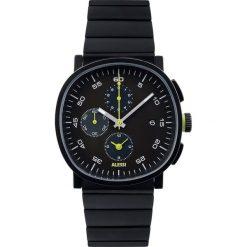 Zegarek męski Tic15 stalowa bransoleta czarny chronograf. Czarne zegarki męskie Alessi, ze stali. Za 1080,00 zł.