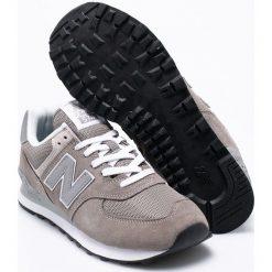 New Balance - Buty ML574EGG. Czarne halówki męskie marki New Balance. W wyprzedaży za 269,90 zł.
