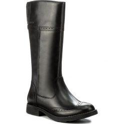 Buty dziecięce: Kozaki GEOX – J Sofia G J74D3G 00043 C9999 D Black
