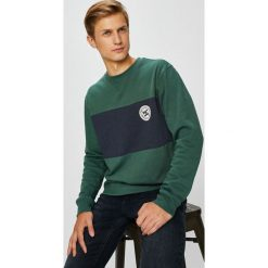 DC - Bluza. Szare bluzy męskie rozpinane marki MEDICINE, l, z bawełny, bez kaptura. Za 229,90 zł.