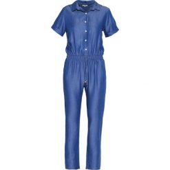 Kombinezony damskie: Lenny B. PRADO Kombinezon bleu jean