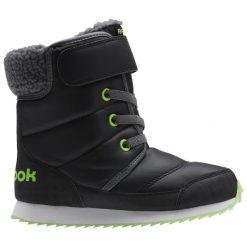 BUTY REEBOK SNOW PRIME BS7777. Białe buciki niemowlęce chłopięce Reebok. Za 99,00 zł.