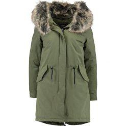 Płaszcze damskie: ONLY ONLJANE Płaszcz puchowy grape leaf