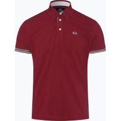 La Martina - Męska koszulka polo, czerwony. Czerwone koszulki polo La Martina, l, z bawełny. Za 499,95 zł.