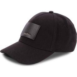 Czapka CALVIN KLEIN BLACK LABEL - Pique' Baseball Cap K50K503669 001. Czarne czapki damskie marki Calvin Klein Black Label, z materiału. Za 179,00 zł.