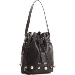Torebka EVA MINGE - Santurce 3D 18NN1372470ES 101. Czarne torebki klasyczne damskie Eva Minge, ze skóry. W wyprzedaży za 349,00 zł.